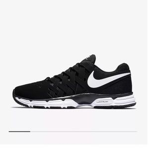 Mens Nike Lunar Fingertrap TR Cross Trainer Black